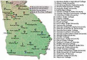 Information Digest 1998-1999: Institution Location