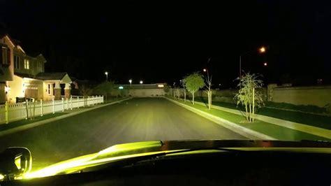 baja designs squadron pro driving combo  amber youtube