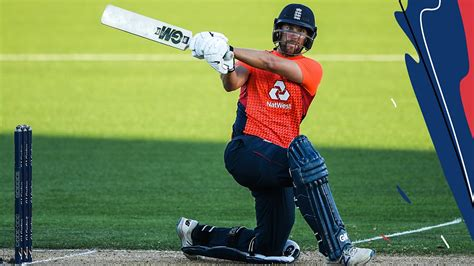 BBC Sport - T20 Cricket, 2020, England v Pakistan: Third T20