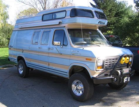Boomer The Quadravan 4x4 Camper