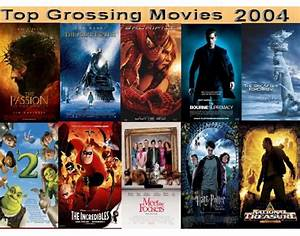 Top 10 Grossing Movies 2004 - PurposeGames