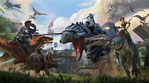 Buy ARK Survival Evolved Microsoft Store En CA