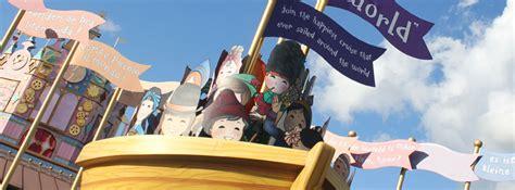 Its A Small World 50 How Disneyland Paris Will Celebrate