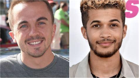 frankie muniz and jordan fisher frankie muniz jordan fisher join dwts season 25