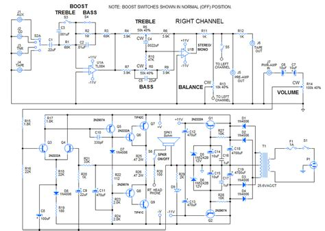 How Diy Watt Stereo Amplifier Circuit Wholesale
