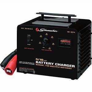 Schumacher Multiple Battery Charger  U2014 12  24  36  48  60  72