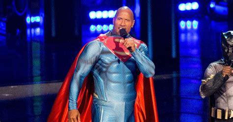 dwayne  rock johnson  play superhero  upcoming