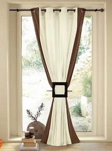 Tringle Double Rideau : quelle fixation pour quel rideau ~ Premium-room.com Idées de Décoration