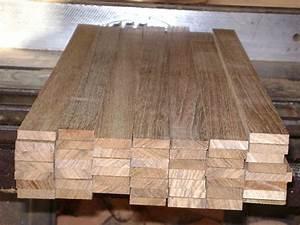 "Exotic Wood Premium Marine Teak Lumber 1"" X 16"" X 1/4"" eBay"