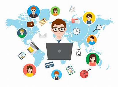 Social Services Marketing Animation Pakistan Digital 3d