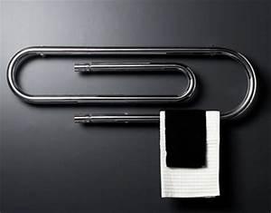 Seche Serviette Petit : seche serviette electrique design noir images ~ Edinachiropracticcenter.com Idées de Décoration