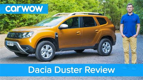 Review Renault Duster by Dacia Renault Duster Suv 2019 In Depth Review Carwow