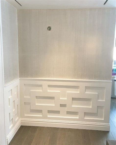 Modern Wainscoting Panels by Ideas Can Change Your Black Wainscoting Half