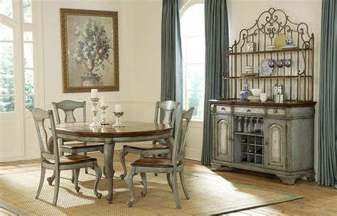 distressed dining collection dining table dining room furniture