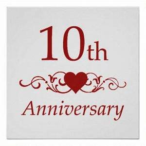 10th Anniversary Wishes - Wishes, Greetings, Pictures