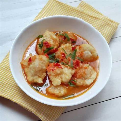 Resep bakso aci kuah terenak tanpa mecin. Resep dan Cara Membuat Cireng Banyur #LebihSehat   Yummy App