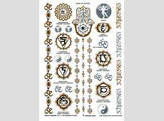 Tatouage Symbole Egyptien Signification Tattoo Art
