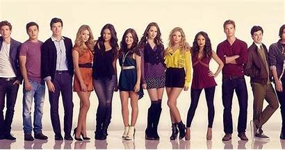 Liars Pretty Cast Pll Characters Tv Melty