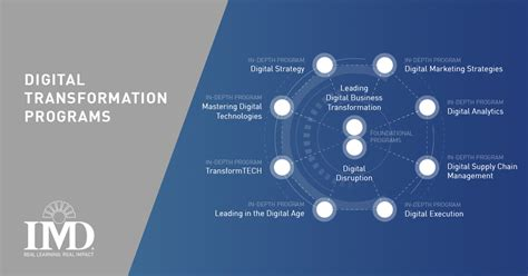 digital transformation courses  imd business school