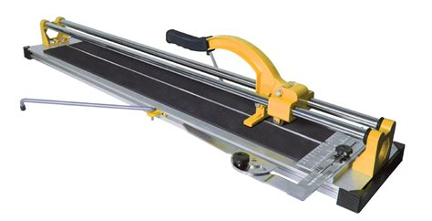 Cutting Glass Tile Without Saw by Qep 24 In Rip Porcelain And Ceramic Tile Cutter With 7 8