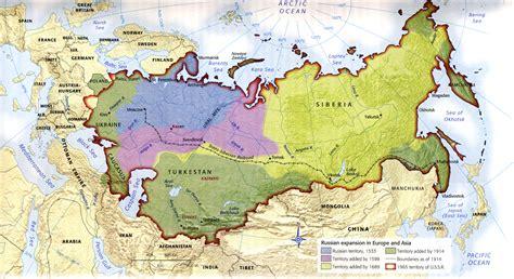 Origins of Russia | GeoHistory