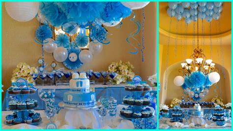 great themes  baby shower decorations  boy ideas