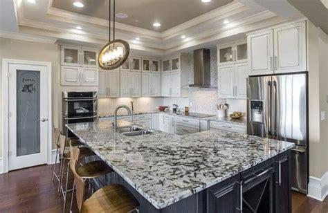 quartz  granite kitchen countertops designing idea