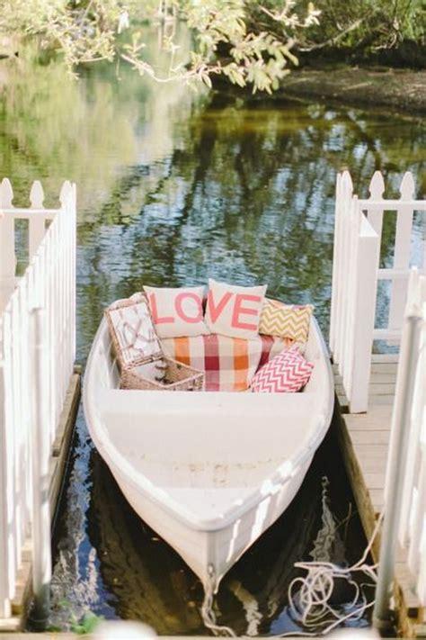 unique rustic canoe wedding ideas worth  deer