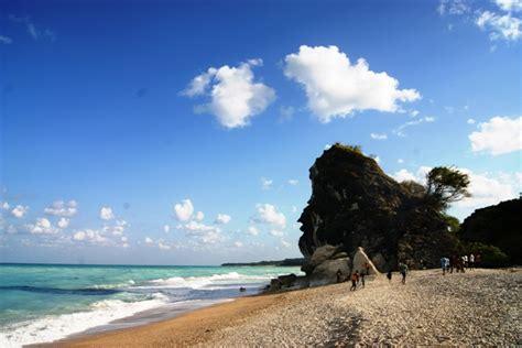 foto wisata pantai kolbano tempat wisata foto gambar