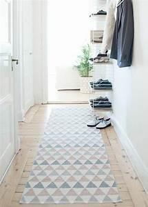 Teppich Flur Lang : wandgestaltung flur 60 kreative deko ideen f r den flur holzboden l ufer und flure ~ Sanjose-hotels-ca.com Haus und Dekorationen