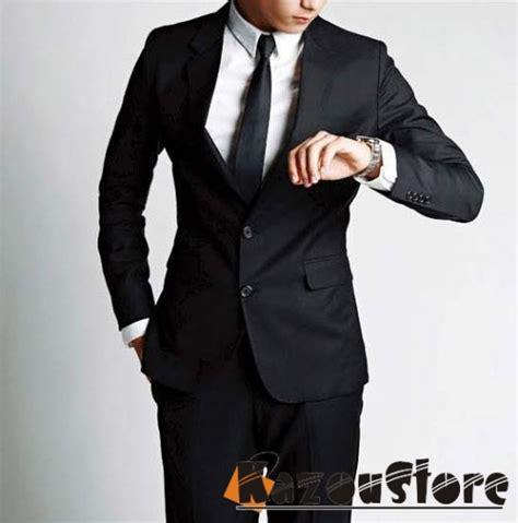 jaket kulit bahan kemeja jas pria korea murah kodejs85 kazoustore