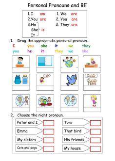 pronouns      images english