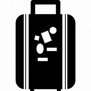 Bag for travel - Free Tools and utensils icons