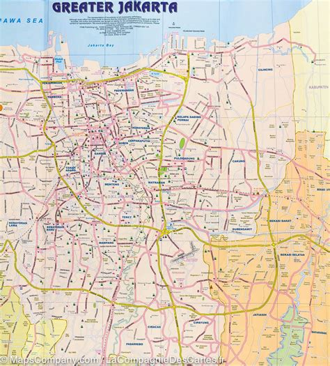 map jakarta   thephilosophicalcyclist