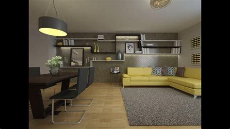 Wohnung Modern Einrichten. Vorher-nachher