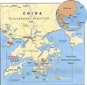 Shenzhen Maps Wiki Shenzhen