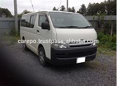USED CARS FROM JAPAN FOR SALE FOR TOYOTA HIACE VAN CBFTRH200V