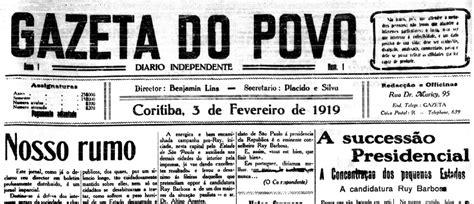 Um outro e mesmo Brasil retratado no 1º editorial da ...