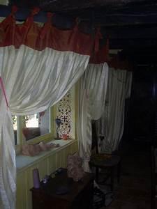 Rideaux Double Voilage : double rideaux voilage photo de mes rideaux grain de folie creation ~ Teatrodelosmanantiales.com Idées de Décoration