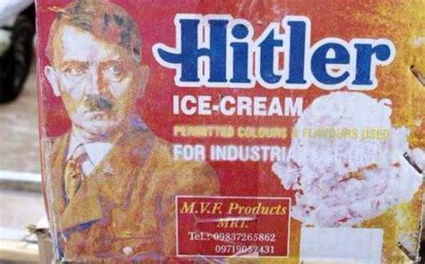 hitler ice cream    india jewish business