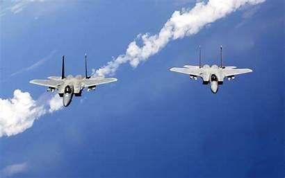 Fighter Military Aircraft Sky Wallpapers Aviation Air