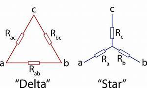 wiring diagram star delta on induction motor 3 phase With phase wiring on ill 14 4 wiring diagram of a three phase alternator