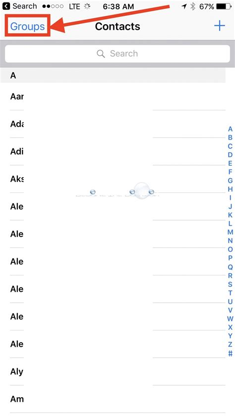 how to create groups on iphone how to iphone add contact to