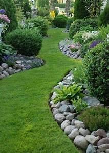Stunning, Front, Yard, Walkway, Landscaping, Design, Ideas, 28