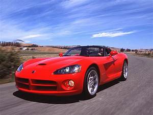 Chrysler And Dodge  Dodge Viper Srt10 Convertible