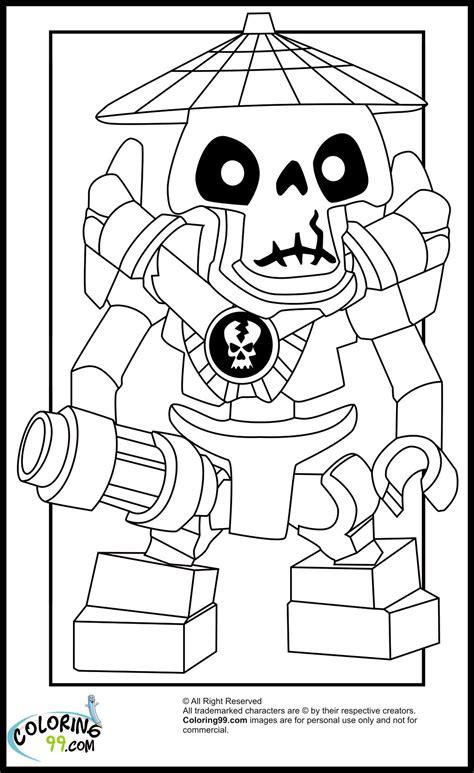 lego ninjago skulkin coloring pages minister coloring