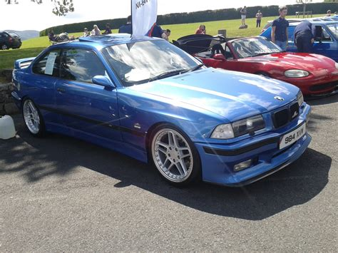 Ac Schnitzer Tuned E36 Bmw M3 At Castlewellan! Great