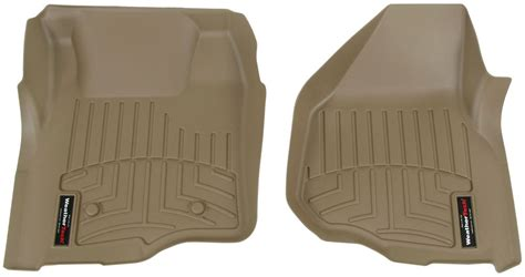 Weathertech Floor Mats 2015 F250 by Weathertech Floor Mats For Ford F 250 And F 350 Duty