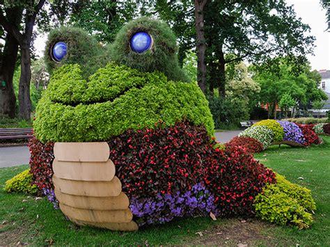 Jardin Des Plantes Nantes Claude Ponti by Claude Ponti