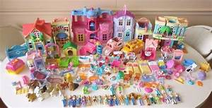 Mattel Fisher Price Sweet Streets Loving Family Polly ...